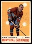 1970 O-Pee-Chee #264  John Ferguson  Front Thumbnail