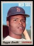 1970 O-Pee-Chee #215  Reggie Smith  Front Thumbnail