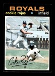 1971 Topps #118  Cookie Rojas  Front Thumbnail