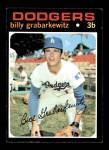 1971 Topps #85 YEL Billy Grabarkewitz  Front Thumbnail