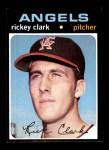 1971 Topps #697  Rickey Clark  Front Thumbnail