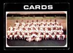 1971 Topps #308   Cardinals Team Front Thumbnail