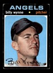 1971 Topps #718  Billy Wynne  Front Thumbnail