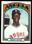 1972 Topps #272  Mickey Rivers  Front Thumbnail