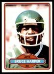 1980 Topps #384  Bruce Harper  Front Thumbnail