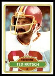 1980 Topps #407  Ted Fritsch Jr.  Front Thumbnail
