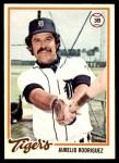 1978 O-Pee-Chee #64  Aurelio Rodriguez  Front Thumbnail