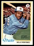 1978 O-Pee-Chee #43  Willie Montanez   Front Thumbnail
