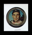 1964 Topps Coins #106   Sandy Koufax   Front Thumbnail