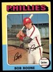 1975 Topps #351  Bob Boone  Front Thumbnail