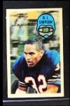 1970 Kellogg's #48  O.J. Simpson  Front Thumbnail
