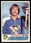 1977 O-Pee-Chee #203  Bob Paradise  Front Thumbnail