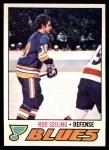 1977 O-Pee-Chee #226  Rod Seiling  Front Thumbnail