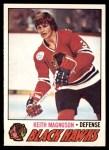 1977 O-Pee-Chee #89  Keith Magnuson  Front Thumbnail