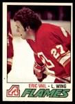 1977 O-Pee-Chee #168  Eric Vail  Front Thumbnail