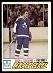 1977 O-Pee-Chee #275  Brian Glennie  Front Thumbnail