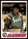 1977 O-Pee-Chee #317  Jim Neilson  Front Thumbnail