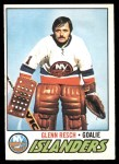 1977 O-Pee-Chee #50  Chico Resch  Front Thumbnail