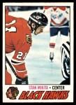 1977 O-Pee-Chee #195  Stan Mikita  Front Thumbnail