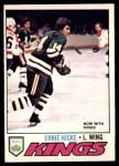 1977 O-Pee-Chee #132  Ernie Hicke  Front Thumbnail