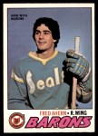 1977 O-Pee-Chee #280  Fred Ahern  Front Thumbnail