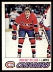 1977 O-Pee-Chee #69  Murray Wilson  Front Thumbnail