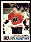 1977 O-Pee-Chee #43  Jim Watson  Front Thumbnail
