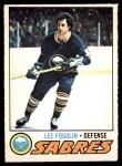 1977 O-Pee-Chee #94  Lee Fogolin  Front Thumbnail