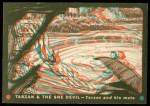 1953 Topps Tarzan and the She Devil #5   Tarzan and His Mate Front Thumbnail