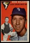 1954 Topps #58  Bob Wilson  Front Thumbnail