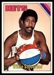 1975 Topps #312  Willie Sojourner  Front Thumbnail
