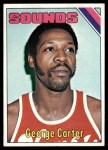 1975 Topps #230  George Carter  Front Thumbnail