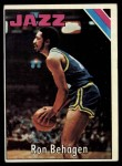 1975 Topps #106  Ron Behagen  Front Thumbnail