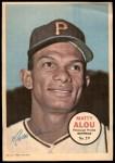 1967 Topps Pin-Ups #29  Matty Alou  Front Thumbnail