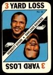1971 Topps Game #40  Hewritt Dixon  Front Thumbnail