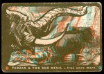 1953 Topps Tarzan and the She Devil #60   Free Once More Front Thumbnail