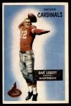 1955 Bowman #31  Dave Leggett  Front Thumbnail