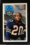 1970 Kellogg's #23  Mel Renfro  Front Thumbnail