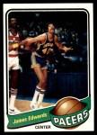 1979 Topps #113  James Edwards  Front Thumbnail