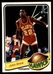 1979 Topps #118  John Drew  Front Thumbnail