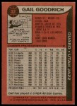1979 Topps #32  Gail Goodrich  Back Thumbnail