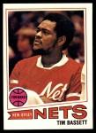 1977 Topps #54  Tim Bassett  Front Thumbnail