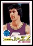 1977 Topps #77  Gail Goodrich  Front Thumbnail