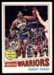 1977 Topps #111  Robert Parish  Front Thumbnail
