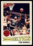1977 Topps #19  Tom Boswell  Front Thumbnail