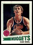 1977 Topps #41  Dan Issel  Front Thumbnail