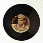 1910 Sweet Caporal Pins SM Chief Bender  Front Thumbnail