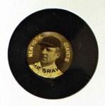 1910 Sweet Caporal Pins LG John McGraw  Front Thumbnail