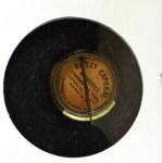 1910 Sweet Caporal Pins LG Hugh Duffy  Back Thumbnail