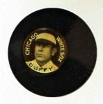 1910 Sweet Caporal Pins LG Hugh Duffy  Front Thumbnail